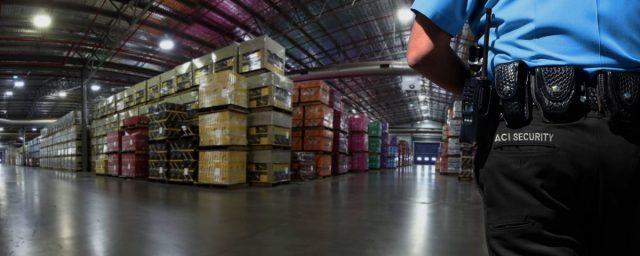 warehouse security company