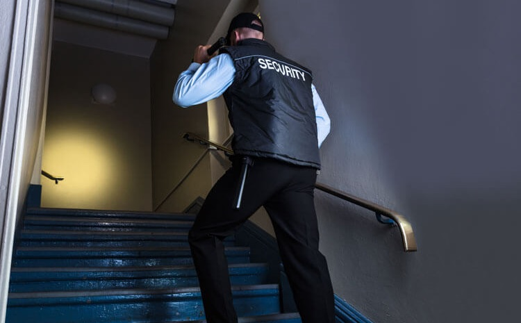 overnight security companies near me